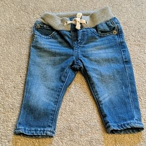 Baby Newborn First Easy Slim Gap Jeans 0-3 Months